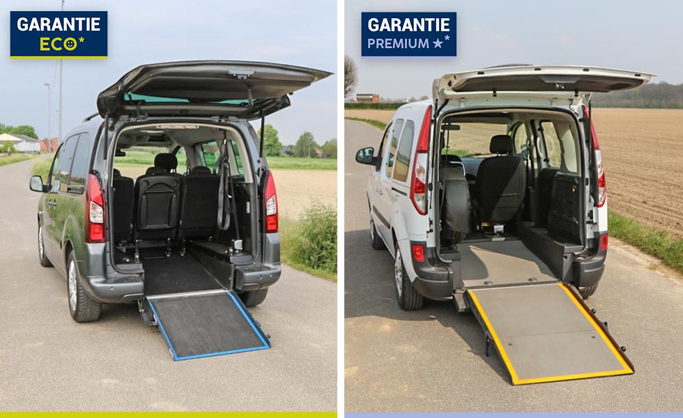 Deux Niveaux De Garantie Pour Les Occasions Handynamic : Eco Et Premium