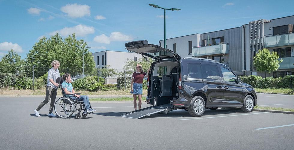 On A Testé Le Volkswagen Caddy Xtra SimplyAccess Aménagé !