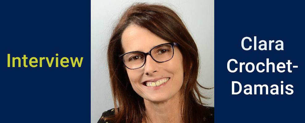 Interview de la journaliste Clara Crochet-Damais, atteinte de sclérose en plaque