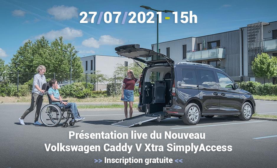Slider Presentation Nouveau Vw Caddy Simplyaccess