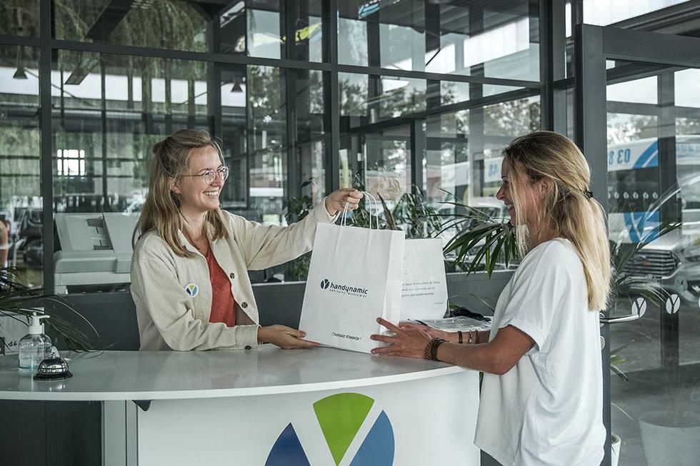 Boutique Handynamic : Profitez De La Livraison Click & Collect Dans Notre Agence De Lille !